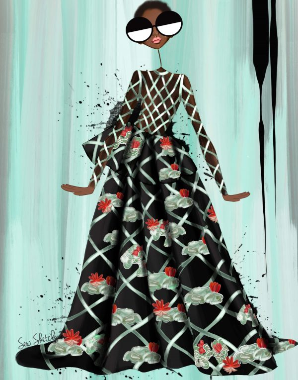 THERE'S COUTURE, AND THEN THERE'S VALENTINO