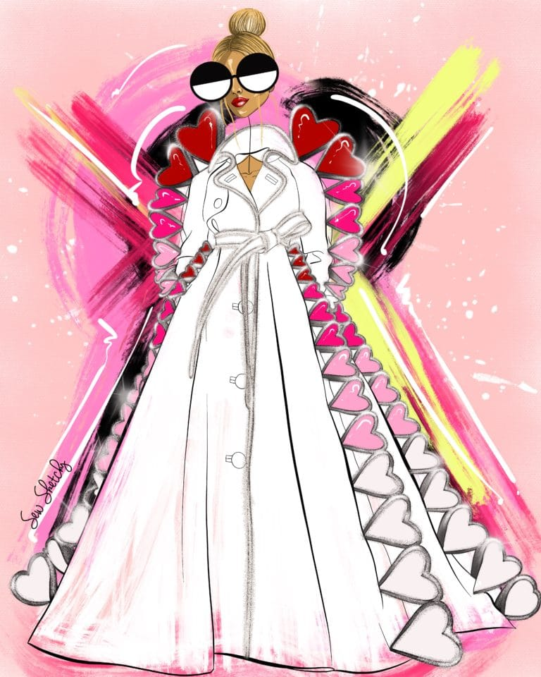 Sew Sketchy Viktor and Rolf